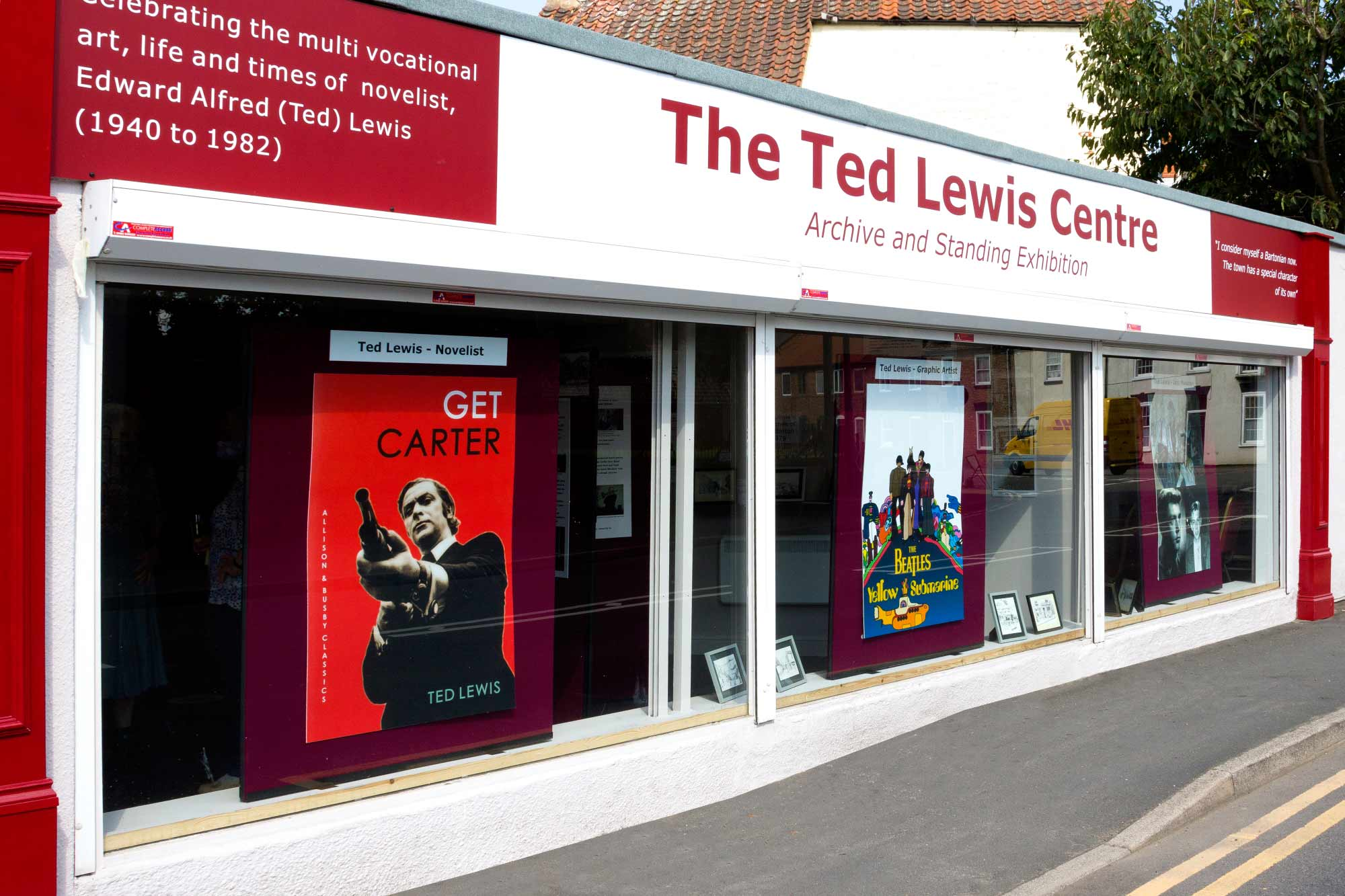 Ted_Lewis_Centre
